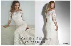 Heb je een klein maatje  of ietsje meer ….. Xsasa Bruidsmode Groningen - Premium dealer White One collectie
