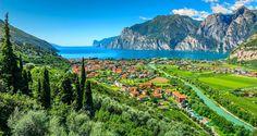 Roadtrip med hyrbil kring Gardasjön i Veneto, Italien