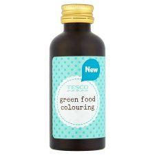 Food Colouring || Green