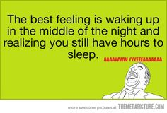 Probably one of the best feelings ever