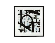 CHOICES I - Wall Art 67x67cm