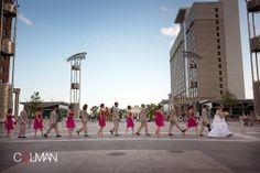 Downtown Raleigh Wedding! | La Fête