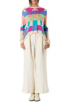 Open Back Sweater, Mara Hoffman, L on sale $179.20