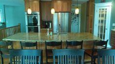 Pro #4473824   Granite Countertops   West Olive, MI 49460 Granite Countertops, Marble, Furniture, Home Decor, Granite Worktops, Marbles, Interior Design, Home Interior Design, Arredamento