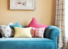 How to choose colour and avoid common mistakes via The English Home