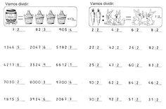 Cálculos: Divisão simples