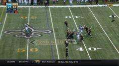 Drew Brees dials up the long ball.  Brandin Cooks tracks it down.   That's SIX! #tbt NFL.com/tnf