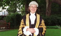 Brenda Hale. The first woman and youngest judge to become a law lord, Hale is currently the only female justice of the UK supreme court