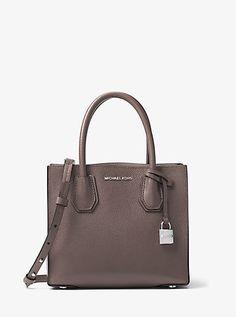 b22cf6dece84 Mercer Medium Pebbled Leather Crossbody Bag