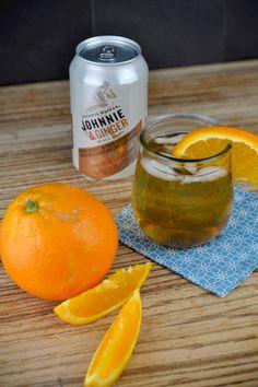 erfrischender Ingwer trifft intensiven Whisky: Das spritzige Mixgetränk im handlichen 0,33 l Format schmeckt unterwegs oder gekühlt mit Eiswürfeln.