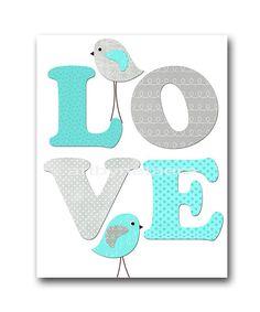 Love Art Instant Download ART Digital Download by nataeradownload