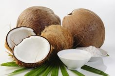 Make your own yogurt from coconuts! :)