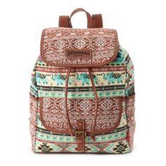 Unionbay Elephant Aztec Backpack