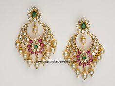 Stunning Designer Chand Balis