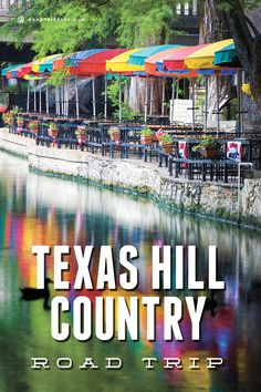 Road trip around Texas' Hill Country. From swimming holes to delicious BBQ there is plenty to do!