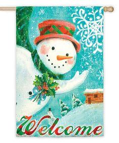 Toland Home Garden 119279 Cardinal Snowman 12 5 X 18 Decorative Usa