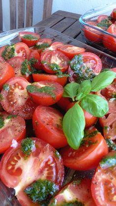 Ofengebackene Tomaten