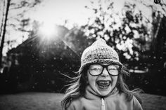 happy girl. by Kate T. Parker on the CMpro Daily Project, a group photography blog for female photographers