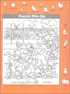 Hidden Pictures Classics: Dotty Dogs (025719) Details - Rainbow Resource Center, Inc.