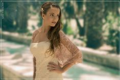 Pink lace shrug for prom/ cocktail party dress by noavider on Etsy, $45.00