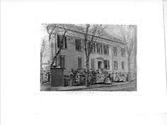 This work by Newburyport Public Library Archival Center is licensed under a Creative Commons Attribution International License. Library Of America, Library Of Congress, Digital Archives, Historical Photos, Massachusetts, Old Photos, High School, Public, Female