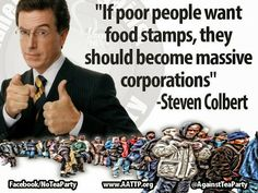 ~ Stephen Colbert :: I can't wait for him to take over Letterman's job! Wish it was in time for the 2014 Midterm Elections!