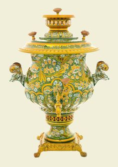 СамоварРусские эмали. Russian Enamel Russian Art :  : More Pins Like This At FOSTERGINGER @ Pinterest