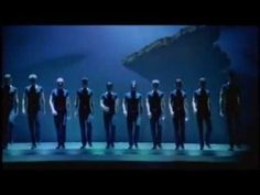 riverdance thunderstorm.  Like the formations and transition in and out of one to another.