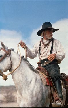 Tommy Lee Jones plays the driven Woodrow Call in Larry McMurtry's LONESOME DOVE, streaming on Hulu now!  http://www.hulu.com/lonesome-dove