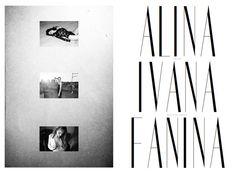 Grace Jones Typeface by Hugo Hoppmann