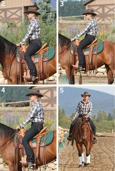 Rider Biomechanics | HorseRider