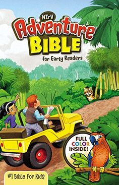 NIrV Adventure Bible for Early Readers eBook