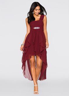 Maxi-jurk ahornrood - BODYFLIRT nu in de onlineshop van bonprix.nl vanaf ? 34.99 bestellen. Attractieve maxi-jurk van het merk BODYFLIRT met verstelbare, ...