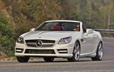 2016 - Mercedes Benz SLK