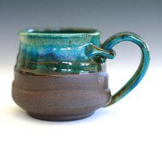 absolutely beautiful handle treatment by etsy seller ocpottery, Handmade Ceramics by Kazem Arshi