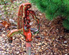 Water pump in Pt. Defiance Park!