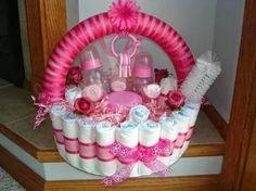 Un lindo regalo para baby shower