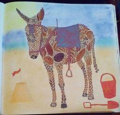 Millie Marotta Animal Kingdom Milliemarotta Animalkingdom Adultcoloring