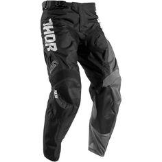 Pantaloni S7 Pulse Aktiv Black/White