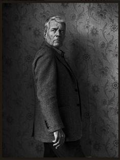 Kees van Kooten by Stefan van Fleteren ('Modern times' in Rijksmuseum Amsterdam 01-11-2014) Body Photography, Portrait Photography, Inspiring Photography, Portrait Editorial, The Magnificent Seven, Corporate Portrait, Paris Match, Photo Work, Celebrity Portraits
