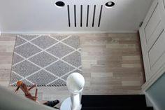 Inspiration - Nicht nur runde oder rechteckige sondern auch Teppiche mit Muster können angefertigt werden. Lass dich inspirieren!