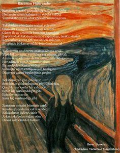 Berat Uyanık  (Terkedeni Terketme Manifestosu - Kazanan Figürandır)