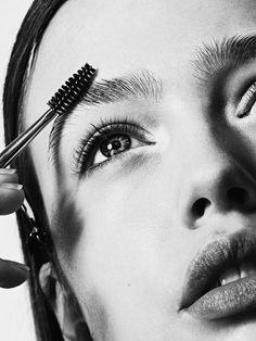 Malijn Pieterse by Simon Emmett for Glamour UK February 2017