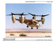 Tilt-Rotor Aircraft