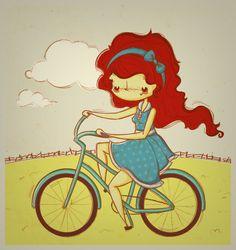bike bike bike by agusmp.deviantart.com on @deviantART