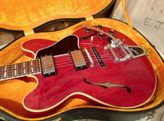 When Gibson introduced the semi-solid ES-335 in 1958, the intention was to build an instrument that would appeal to tradition-minded players for whom a Les Paul Model was simply too radical of a desig