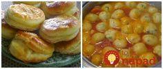 Tieto recepty sa vám určite budú hodiť aj dnes! Russian Recipes, Pretzel Bites, A Table, Sausage, Recipies, Food And Drink, Cooking Recipes, Favorite Recipes, Bread