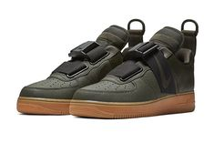 8d89fe61c16411 Nike s Air Force 1 Low Utility Dresses in  Sequoia