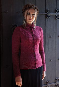 Ravelry: Tempt pattern by Kim Hargreaves