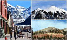 Mille Fiori Favoriti: Historic Telluride Colorado